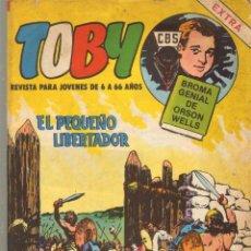 Tebeos: TEBEOS-COMICS GOYO - TOBY - VALENCIANA - Nº 16 AMBROS, BENET, VAÑO Y OTROS *AA99. Lote 32483614