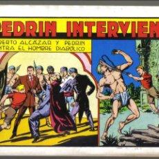 Tebeos: ROBERTO ALCAZAR Y PEDRIN Nº 57. PEDRIN INTERVIENE. VALENCIANA 1982. LITERACOMIC. Lote 41846466