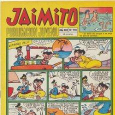 BDs: JAIMITO Nº 928. VALENCIANA 1945. . Lote 42130957