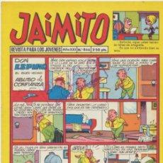 Tebeos: JAIMITO Nº 866. VALENCIANA 1945. . Lote 42134330