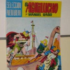 Tebeos: EL AGUILUCHO Nº 3 SELECCION AVENTURERA - EDITORIAL VALENCIANA. Lote 42158690