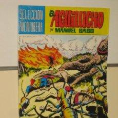 Tebeos: EL AGUILUCHO Nº 5 SELECCION AVENTURERA - EDITORIAL VALENCIANA. Lote 42158701