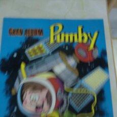 Tebeos: GRAN ALBUM PUMBY. Lote 42232499
