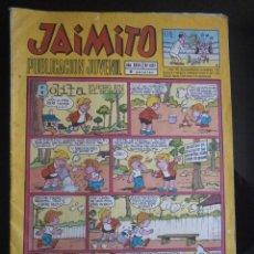 Tebeos: JAIMITO Nº 1197 CON EL ULTIMO EPISODIO DEL ARQUERO NEGRO EDITORIAL VALENCIANA. Lote 42312158