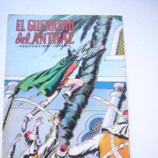 Tebeos: EL GUERRERO DEL ANTIFAZ. Nº 160 EDITORIAL VALENCIANA. 1973 C17. Lote 42425344