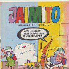 Livros de Banda Desenhada: JAIMITO 1662. VALENCIANA 1945. . Lote 42530740
