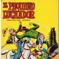 Tebeos: EL PEQUEÑO LUCHADOR. NUMERO 59. REEDICION VALENCIANA 1977. Lote 42537096