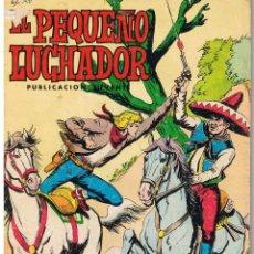 Tebeos: EL PEQUEÑO LUCHADOR. NUMERO 62. REEDICION VALENCIANA 1977. Lote 42537128