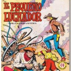 Tebeos: EL PEQUEÑO LUCHADOR. NUMERO 76. REEDICION VALENCIANA 1977. Lote 42537225
