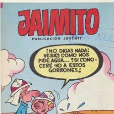 Livros de Banda Desenhada: JAIMITO 1677. VALENCIANA 1945.. Lote 42537341