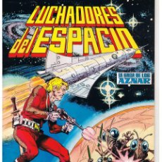 Tebeos: LUCHADORES DEL ESPACIO. LA SAGA DE LOS AZNAR. NUMERO 2. REEDICION VALENCIANA 1978(ST/). Lote 132904905