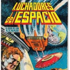 Tebeos: LUCHADORES DEL ESPACIO. LA SAGA DE LOS AZNAR. NUMERO 8. REEDICION VALENCIANA 1978(ST/). Lote 42537967
