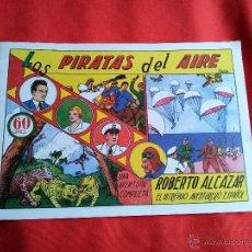Tebeos: ROBERTO ALCÁZAR LOS PIRATAS DEL AIRE (FACSÍMIL). Lote 42539586