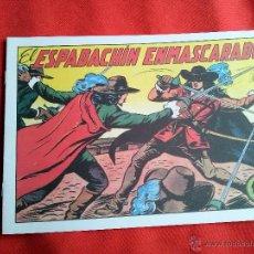 Tebeos: EL ESPADACHÍN ENMASCARADO , (FACSÍMIL). Lote 42540018