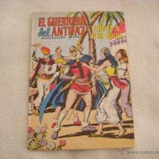 Tebeos: EL GUERRERO DEL ANTIFAZ Nº 294, VALENCIANA COLOR. Lote 42548354