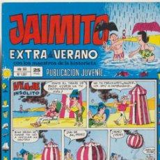 Tebeos: JAIMITO 1337. VALENCIANA 1945. EXTRA DE VERANO DE 1975.. Lote 42555654