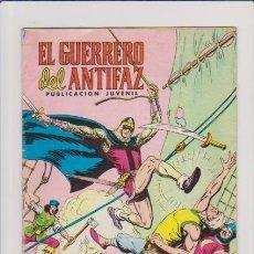 Livros de Banda Desenhada: EL GUERRERO DEL ANTIFAZ - Nº 299 - EDITORIAL VALENCIANA / 20 PTS. Lote 42570634