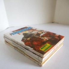 Tebeos: COMANDOS 1, 2, 3 Y 4. COMPLETA. ED VALENCIANA 1981. 128 PÁGS C/U. TRAD IPC BRITÁNICA. B.E. OFRT. Lote 134015933