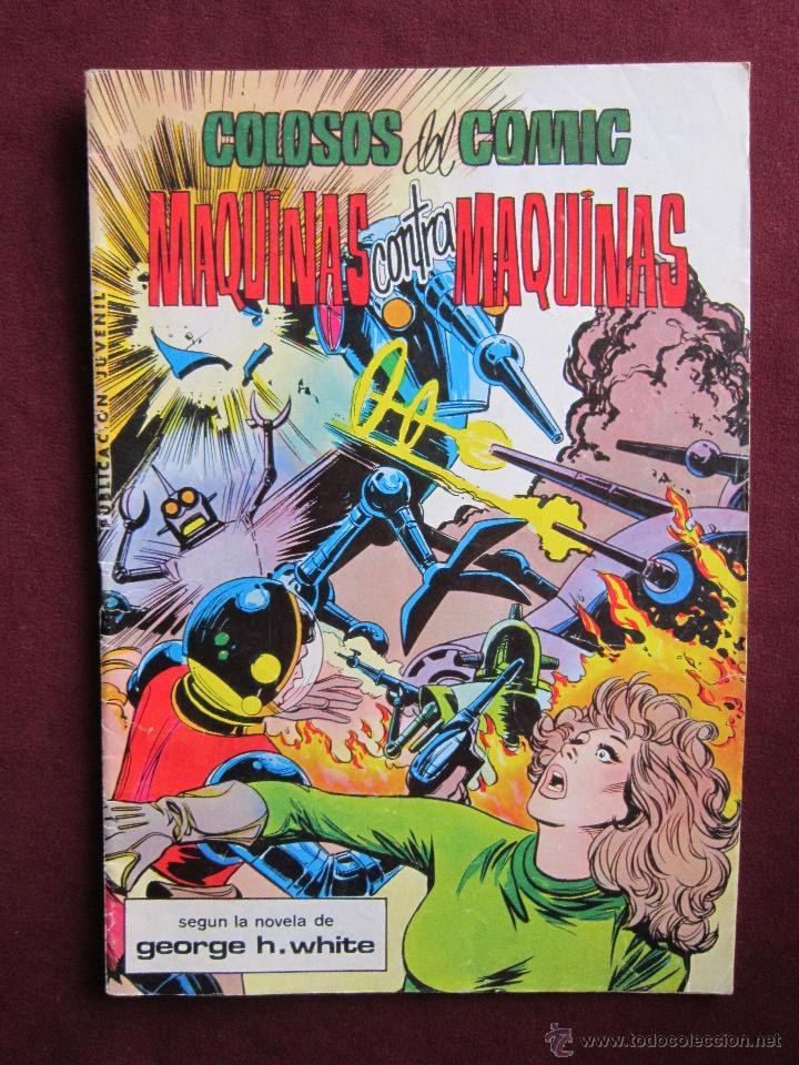 MIGUEL ANGEL AZNAR Nº 12. SAGA DE LOS AZNAR. EDITORIAL VALENCIANA COLOSOS DEL COMIC 1981 (Tebeos y Comics - Valenciana - Colosos del Comic)