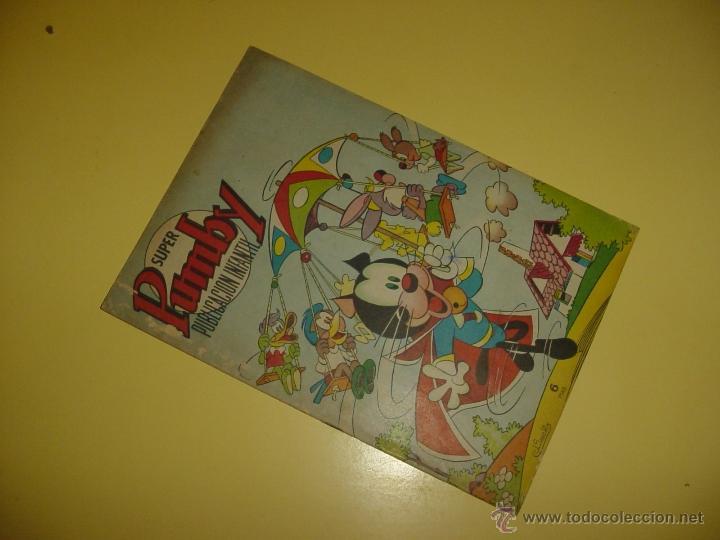SUPER PUMBY (VALENCIANA - 1963)... Nº 62 (Tebeos y Comics - Valenciana - Pumby)