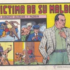 Tebeos: ROBERTO ALCÁZAR Y PEDRÍN Nº132. EDITORIAL VALENCIANA, 1984. Lote 42653070