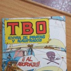 Tebeos: OFERTONTBO EXTRA PIRATAS Y NAUFRAGOS NUEVO SIN LEER. Lote 47617588