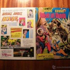 Tebeos: SAGA DE LOS AZNAR,/MIGUEL ANGEL AZNAR/AZNAR - ED. VALENCIANA, 1980 - COMPLETA 14 NºS.. Lote 42794090