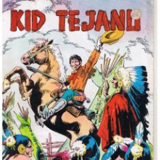 Tebeos: KID TEJANO. NUMERO 3. COLOSOS DEL COMIC. VALENCIANA 1979 (P/C59). Lote 42895023