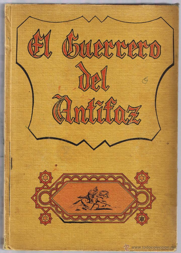 Tebeos: EL GUERRERO DEL ANTIFAZ - TOMOS 1 - 2 - 3 - 4 - 5 - 6 - EDIT VALENCIANA - 1972 - - Foto 6 - 42932207