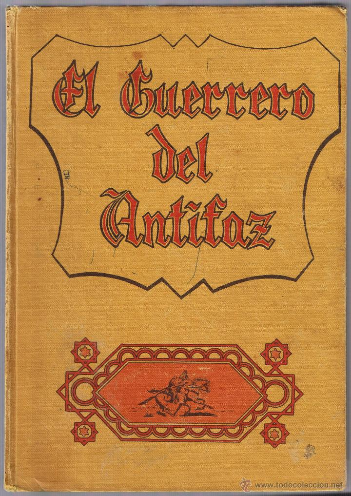 Tebeos: EL GUERRERO DEL ANTIFAZ - TOMOS 1 - 2 - 3 - 4 - 5 - 6 - EDIT VALENCIANA - 1972 - - Foto 21 - 42932207