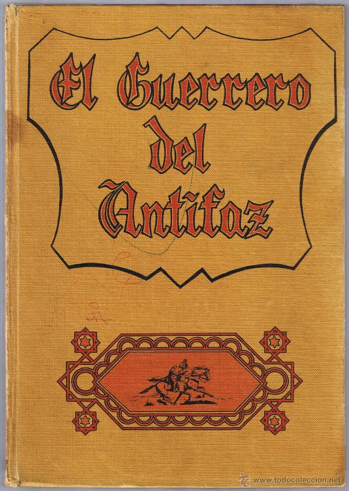 Tebeos: EL GUERRERO DEL ANTIFAZ - TOMOS 1 - 2 - 3 - 4 - 5 - 6 - EDIT VALENCIANA - 1972 - - Foto 26 - 42932207