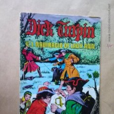 Tebeos: DICK TURPIN N º 3 -VALENCIANA. Lote 42962190