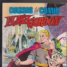 Tebeos: FLASH GORDON - Nº 9 - EDITORIAL VALENCIANA / COLOSOS DEL COMIC 45 PTS.. Lote 43028559