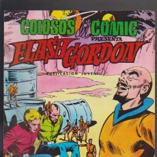 Tebeos: FLASH GORDON - Nº 20 - EDITORIAL VALENCIANA / COLOSOS DEL COMIC 50 PTS.. Lote 43028575