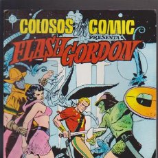 Tebeos: FLASH GORDON - Nº 7 - EDITORIAL VALENCIANA / COLOSOS DEL COMIC 45 PTS.. Lote 43028593