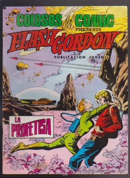 FLASH GORDON - Nº 29 - EDITORIAL VALENCIANA / COLOSOS DEL COMIC 50 PTS. (Tebeos y Comics - Valenciana - Colosos del Comic)