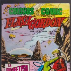 Tebeos: FLASH GORDON - Nº 29 - EDITORIAL VALENCIANA / COLOSOS DEL COMIC 50 PTS.. Lote 43028612