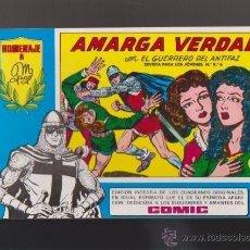 Tebeos: EL GUERRERO DEL ANTIFAZ - Nº 49 - EDITORIAL VALENCIANA 200 PTS.. Lote 43028757