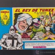 Tebeos: EL GUERRERO DEL ANTIFAZ - Nº 58 - EDITORIAL VALENCIANA 200 PTS.. Lote 43028766