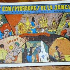 Tebeos: TEBEOS-COMICS CANDY - SELECCION AVENTURERA - Nº ? - 1941 - LOS CONSPIRADORES DE LA JUNGLA *BB99. Lote 43064365