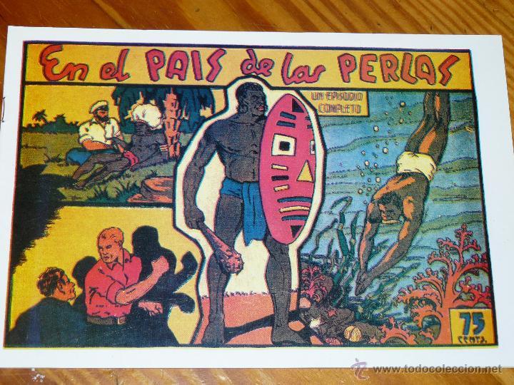 TEBEOS-COMICS CANDY - SELECCION AVENTURERA - Nº 31 - 1941 - EN EL PAIS DE LAS PERLAS *AA99 (Tebeos y Comics - Valenciana - Selección Aventurera)