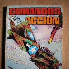 Tebeos: COMANDOS EN ACCION TOMO 2 (CONTIENE Nº 6, 7, 8, 10 Y 11) - POSIBILIDAD DE ENTREGA EN MANO EN MADRID. Lote 43110655