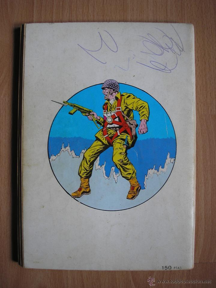 Tebeos: Comandos en accion tomo 2 (contiene nº 6, 7, 8, 10 y 11) - Posibilidad de entrega en mano en Madrid - Foto 2 - 43110655