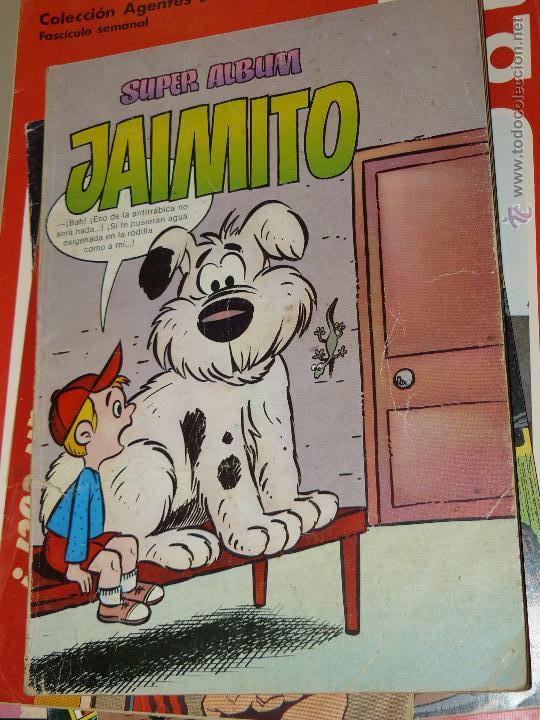 TEBEOS-COMICS CANDY - SUPER ALBUM JAIMITO - 19?? - - SIN Nº - *AA99 (Tebeos y Comics - Valenciana - Jaimito)