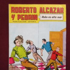 Tebeos: ROBERTO ALCAZAR Y PEDRÍN. Nº 270. 2ª EPOCA. ROBO EN ALTA MAR. EDITORIAL VALENCIANA 1981. Lote 43114896