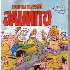 Tebeos: SUPER ALBUM JAIMITO. (CON ALGÚN DEFECTO). Lote 43116372