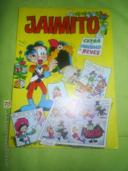 M69 JAIMITO EXTRA NAVIDAD Y REYES 1979 (Tebeos y Comics - Valenciana - Jaimito)