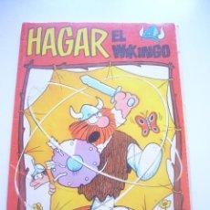 BDs: HAGAR EL VIKINGO - COLOSOS DEL COMIC - EDITORIAL VALENCIANA 1976 ARX73. Lote 43226378
