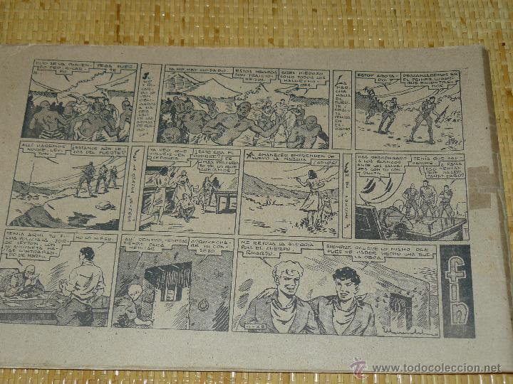 Tebeos: TEBEOS-COMICS CANDY - JULIO Y RICARDO - EL REY DESTRONADO - VALENCIANA - 1943 - MUY DIFICIL *BB99 - Foto 2 - 43282868