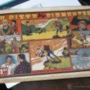 Tebeos: TEBEOS-COMICS CANDY - JULIO Y RICARDO - PISTA DE LOS DIAMANTES - VALENCIANA 1943 - MUY DIFICIL *BB99. Lote 43283231